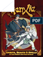 Tianxia - Spirits, Beasts, And Spells (Updated)