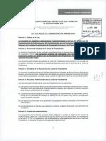 Proyecto de Ley Que Propone Regular La Administración Inmobiliaria