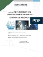 40339000 Palabras Utilizadas Por Parte de Un Ingeniero Civil