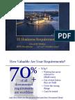 ETIS10 - BI Business Requirements