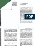 04 Burrell Morgan 21 37 Sociological Paradigms1
