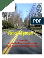 Vertical Alignment 1