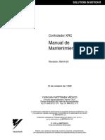Maintenance XRC