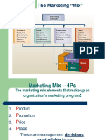 2 Marketing Mix