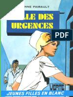 Suzanne,Pairault-[Jeunes Filles en Blanc-12]Salle Des Urgences