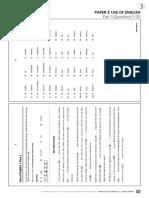FCE - Use of English Test Sample