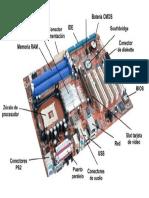 Partes de Una Placa Base