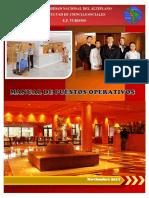 Manual de Puestos Operativos