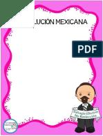 Portadas de La Revolución México 4
