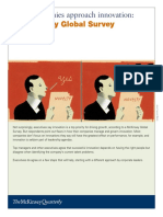 I - 05 - McKinsey Quartertly - How Companies Approach Innovation(1)