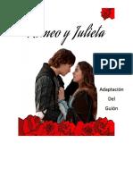 Guion adaptado romeo y julietA