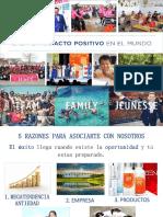 Presentacion Negocio Jeunesse Abril 2017