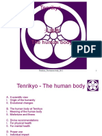 Tenrikyo Ppt the Human Body 4.0