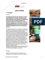 Noticia de Vivir Digital Castro Elda