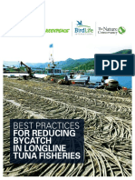 SFP Best Practices in Tuna Longline Fisheries Report New