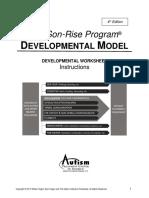 4th Edition Developmental Model 8.2017