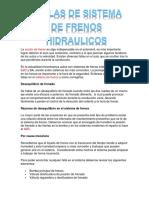 Sistema de Direccion Texto1