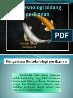 Bioteknologi bidang perikanan fix.pptx
