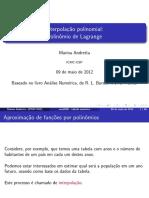 Polinômio de Lagrange.pdf