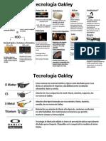 Poster Tecnologia Oakley