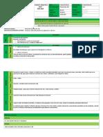 Secuencia Didactica Emprendimiento Tercero