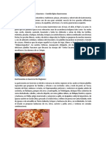 Gastronomía Del Estado de Guerrero