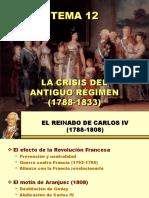 12-LA CRISIS DEL ANTIGUO RÉGIMEN geografia katy.ppt