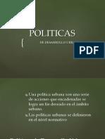 20.Politicas Urbanas