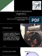 Física de La Resonancia Magnética