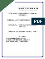 Energías Renovables México