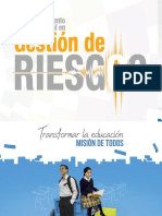 Capacitacion Prr 01d01-1 REDUCCIÓN DE RIESGOS