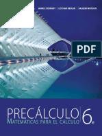 Precalculo - Matematicas Para El Calculo