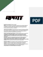 Documentación Medio Curso REV