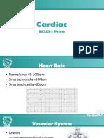 Cardiac NCLEX Points