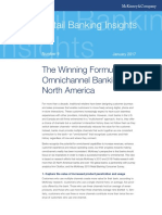 McKinsey the Winning Formula for Omnichannel Banking in North America