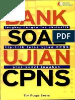 Bank Soal Ujian CPNS.pdf