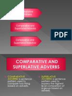 Comperative Superlative