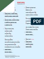 Shema Israel - Dt 6, 4-9.pdf
