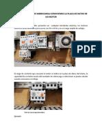 Calculo Del Relé de Sobrecarga Conociendo La Placa de Datos de Un Motor