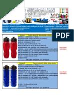 Lista de Precios Corporacion Plastitex (2) 2015