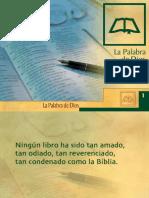 # 01 LA PALABRA DE DIOS.ppt