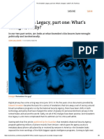 The Snowden Legacy, Part One_ What's Changed, Really_ _ Ars Technica