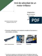 Presentacion Maquinas Proyecto Final
