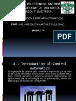 7.Unidad IV Sistemas Automáticos.ppt