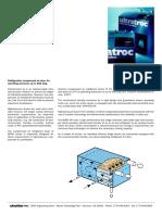Ultratroc HPD High Pressure Refrigerated Air Dryer