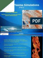 Kinetic Plasma Simulations