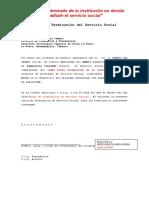 Formato Para Carta de Terminacion