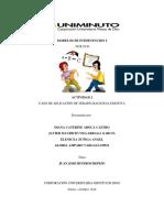 Actividad 2 Modelos de Intervencion