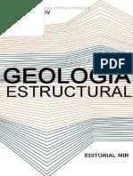 Geología Estructural - V. Belousov - 2da Edición