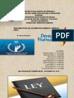 Revista Actualizada Dr Benner Derechos Humanos 23 11 18